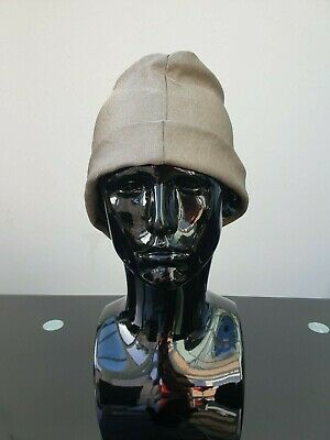 MENS Radiation WiFi RF 5G Shielding Faraday Cage Hat Double Layered