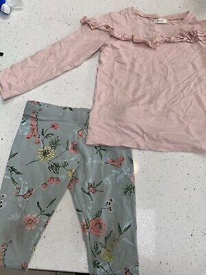 Girls Next Outfit Age 4