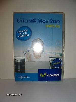 Office Movistar Umts 3G Pcmcia Umts 3G