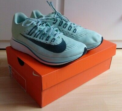 NIKE RACING ZOOM Fly mint grüne Damen Sneaker Sport Fitness