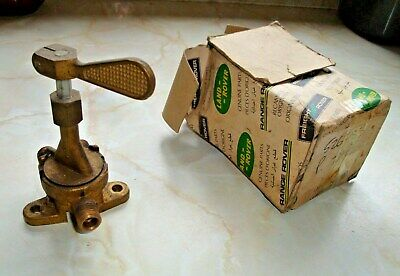 Land Rover - Military -  2 Way Fuel Tap