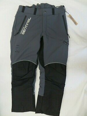 STEIN SENTINEL Chainsaw Safety Protective Trousers XL Design C CLASS 1 20m/s