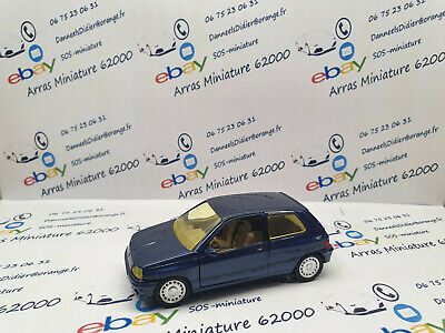 RENAULT CLIO SOLIDO  made in france   1:43 eme   emballage d'origine (  neuf  )