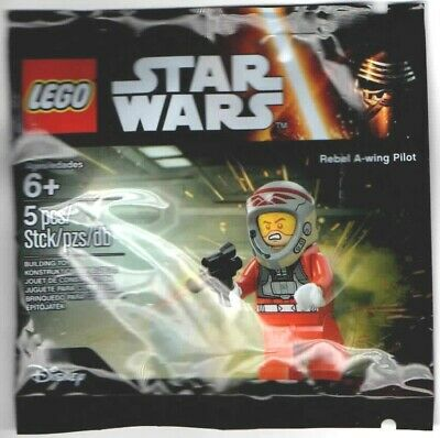 LEGO ® 5004408 Star Wars A-wing pilote polybag NEUF NEW