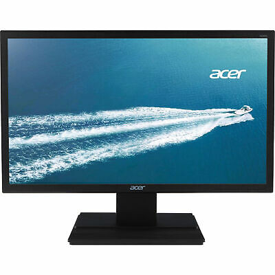 "Acer 23.6"" Widescreen LCD Monitor Display Full HD 1920 x 1080 5 ms"