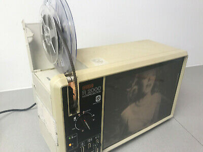 Eumig R 2000 Instaprojection SUPER 8 8MM  CINE PROJECTOR VIEWER fully serviced