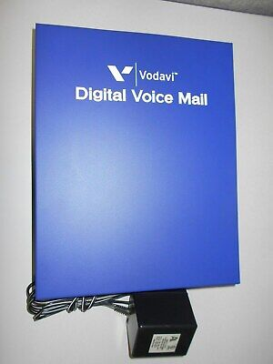 VODAVI  Digital  Voice Mail System  DHD-04   305-04 REVISION 1.3