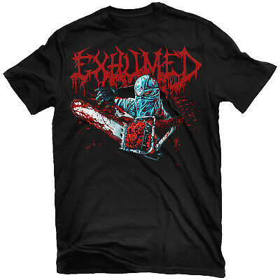 EXHUMED Horror T-Shirt NEW! Relapse Records TS4596