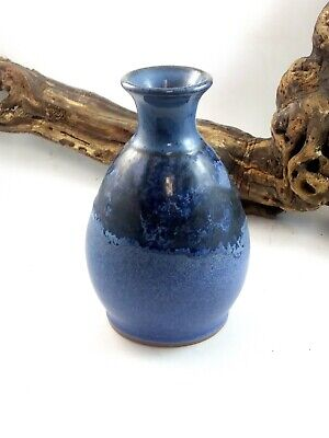 Vintage Charles Todd Wagoner Studio Art Pottery Vase Billie Creek