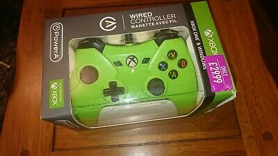 PowerA Xbox one wired controller