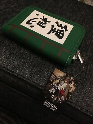 Bungou Stray Dogs Pouch Wallet Exclusive Armed Detective Agency Kunikda Doppo