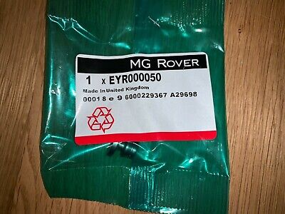 Genuine MG Rover  MGF MGTF Hood Cover Tonneau Fixing Stud