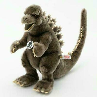 Godzilla 60th Anniversary Steiff Stuffed Animal New Japan Limited 1954 PCS