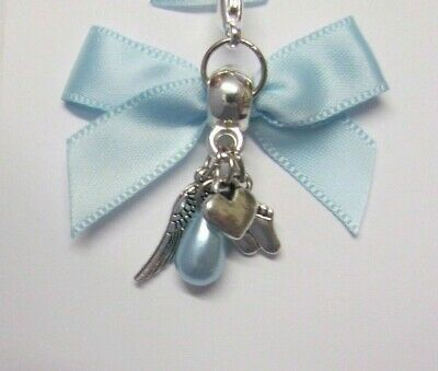 Memorial Keepsake Gift Bereavement Miscarriage Stillborn Baby Loss Memory Charm