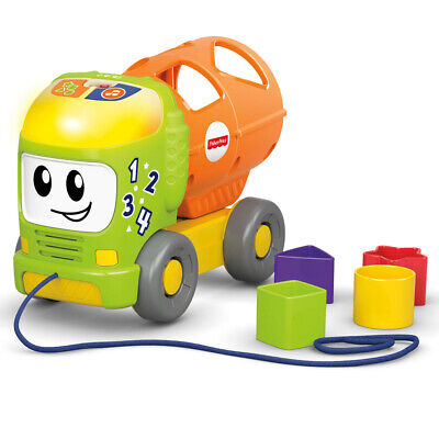 Fisher Price - Sorteer & Kiep Leertruck