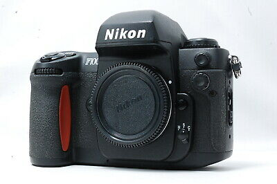 Nikon F100 35mm SLR Film Camera Body only  SN2249623  **without BACK DOOR**