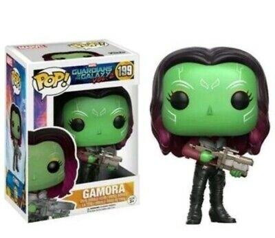 Funko Pop! Gamora #199, Marvel Guardians of the Galaxy Vol. 2