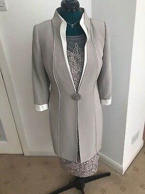 Veni Infantino For Ronald Joyce - Mother of the Bride/Groom Outfit Size 12 NEW