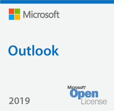 Microsoft Outlook 2019 Multilingual Full Version