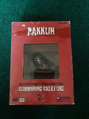 Pakkun Summoning Creature - Limited Ed