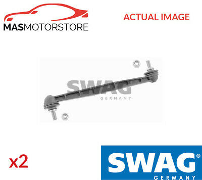 2x 40 79 0019 SWAG FRONT ANTI ROLL BAR STABILISER DROP LINKS PAIR G NEW