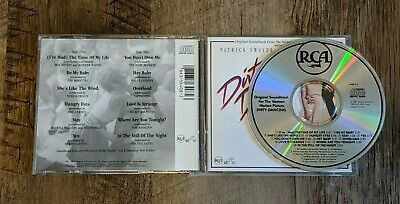 Dirty Dancing CD Original Soundtrack From the Vestron Motion Picture - 1987