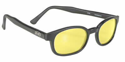 X KD Large KD/'s Dark//Green Sons of Anarchy Sunglasses Biker Samcro W Pouch 1126