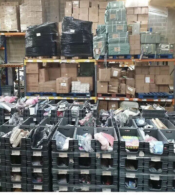 Ws20. Wholesale Joblot Of Resale Items All Brand New Carboot Profit Pallet Stock