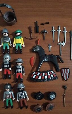 Playmobil Personaggi E Accessori Castello N. 3888