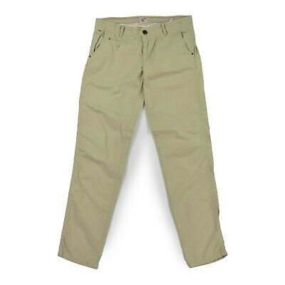 TOMMY HILFIGER Denim Damen Hose W28 L32 Chino DEMI HOC Pale Khaki Woman pants