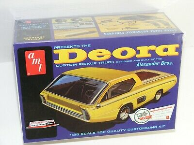 AMT926 AMT Air Fix Type Plastic Kit Dodge Deora 1:25 Scale New /& Boxed