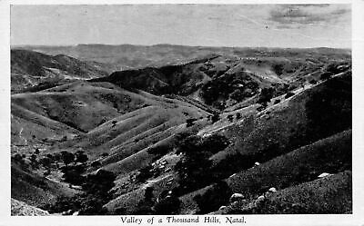 R151715 Valley of a Thousand Hills. Natal