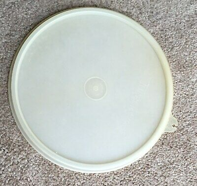 Vintage  Tupperware 228  Round Replacement Lid Seal  Fits Mixing Bowl & Canister