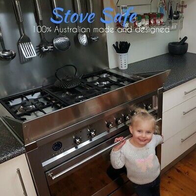 Stove Safe  Child Guard  Stainless Australian quality made