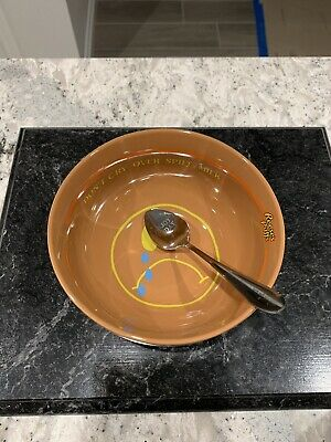 SOLD OUT - Travis Scott X Reese's Puffs Limited Bowl AND Spoon Set NO CEREAL
