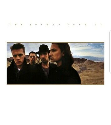 U2 THE JOSHUA TREE (30TH ANNIVERSARY DELUXE) 2 CD NEW / sealed