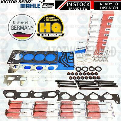 For Renault Clio 197 2.0 Sport F4R830 Cylinder Head Gasket 16 Valves Bolts Set