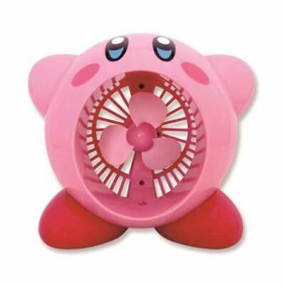 TAITO Kirby of the Stars USB type Tabletop Fan IMPORT Japan new.