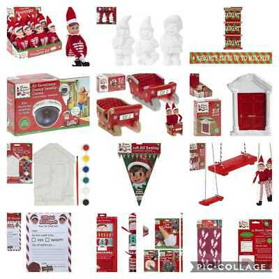 Elf Accessories Props Stock On The Shelf Ideas Kit Christmas Games Sleigh Report