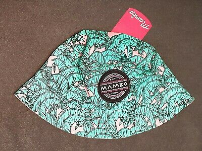 NEW MAMBO Baby Kids Bucket Hat Summer Cover Up Surfwear Age 3-5 years