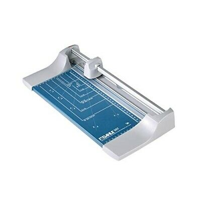Dahle A4 Personal Trimmer Cutting Length 320MM/CUTTING Capacity 0.8MM Blue B004F