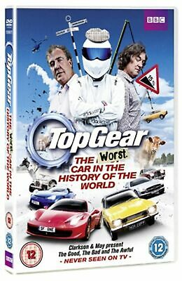 Top Gear - The Worst Car in the World (DVD, 2012) New