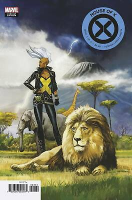 House Of X #2 Huddleston Variant Cover 1:10 Marvel Comics Hickman Nm