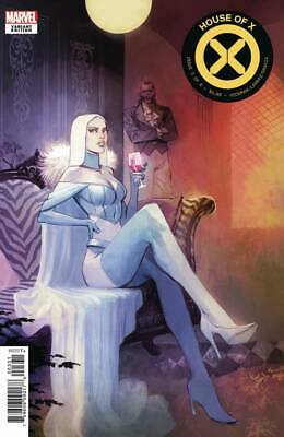House Of X #3 Huddleston Variant Cover 1:10 Marvel Comics Hickman Nm