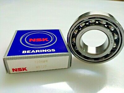 choose type,tier,pack Bearing 7208 single row angular contact ball 40-80-18 mm