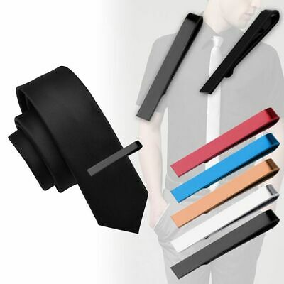 Accessories Luxury Style Neck Ties Clips Clasp Pin Jewelry Stainless Steel