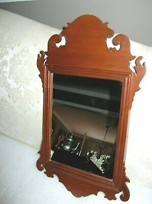 Colonial Williamsburg Virginia Metalcrafters Ap 104 Chippendale Mirror Mint