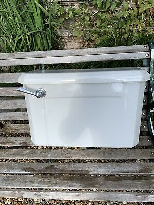Antique Vintage Ceramic Toilet Cistern