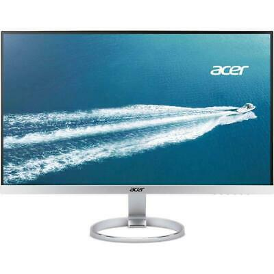 """Acer 25"""" Widescreen LCD Monitor Display WQHD 2560 X 1440 4 ms IPS H257HU Smidpx"""
