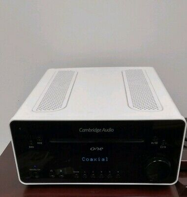 Cambridge Audio One CD-RX30 in White